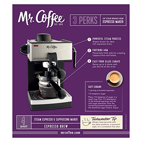 cecilware espresso machine review