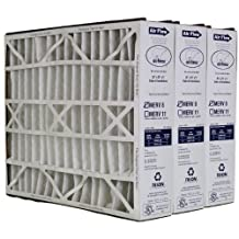 Trion Air Bear 255649-102 Replacement Filter - 20x25x5, Three Per Box by Trion