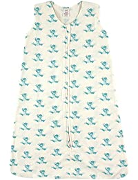Baby Organic Cotton Wearable Safe Sleeping Bag