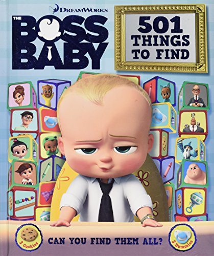 501 Things to Find (Who's Hiding Boss Baby)