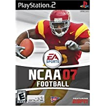 NCAA Football 07 - PlayStation 2 by Electronic Arts