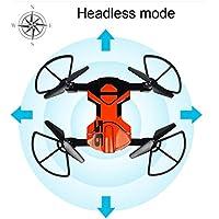 Nacome Mini Foldable Selfie RC Drone 2.4G 4CH Altitude Hold HD Camera WIFI FPV RC Quadcopter