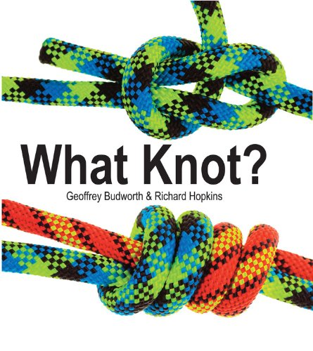 What Knot? (Flexi cover series) by Chartwell Books