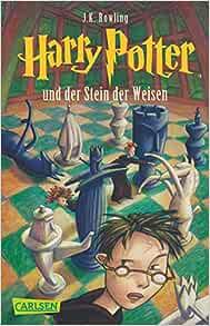 Amazon.com: Harry Potter Und der Stein der Weisen (German ...
