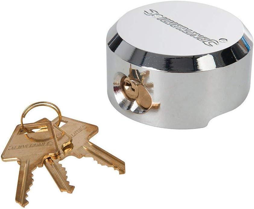 Silverline Tools 277944 Shackleless Padlock Van Lock Replacement  73 mm
