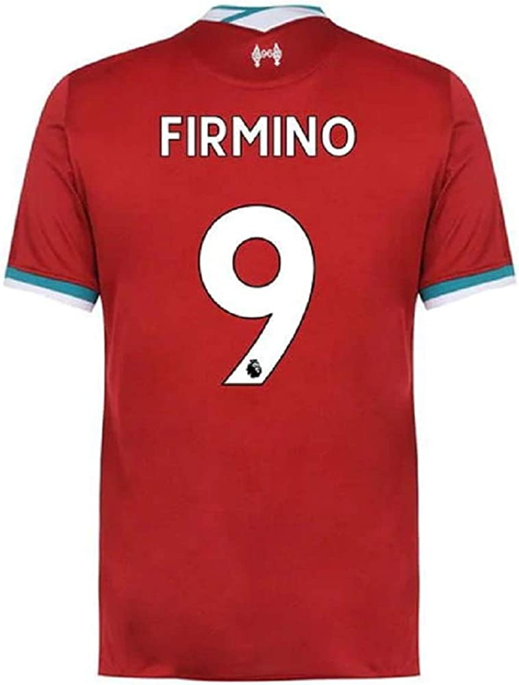 FIRMINO #9 Liverpool Home Jersey 20-21