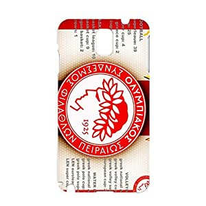 Graceful Custom 3D Oiympiakos Piraeus FC Phone Case for Samsung Galaxy Note 3 N9005 Olympiacos CFP Series Cover Case
