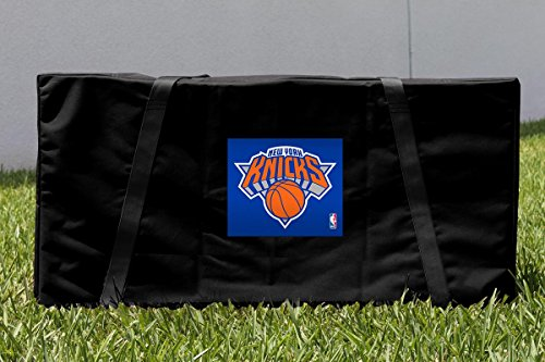 Victory Tailgate New York NYK Knicks NBA Cornhole Carrying Case by Victory Tailgate
