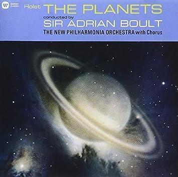 ホルスト:組曲「惑星」(SACDハイブリッド)