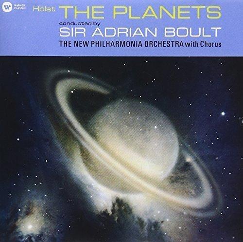 SACD : Adrian Boult - Holst: Planets (Hybrid SACD, Japan - Import)
