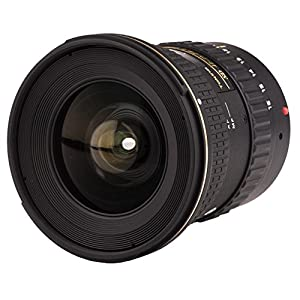 Tokina ATXAF116DXIIC 11-16mm f/2.8 Pro DX-II Lens for Canon EF, Black