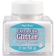 Sulyn 2oz. Glitter Stacker Jar - Crystal Diamond