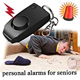 Clearance on Sales 💓 Anti-Rape Device Alarm Loud Alert Attack Panic Keychain Safety Personal Security by Clothful