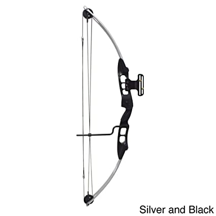 Amazon Com 55 Lb 27 29 Draw Length Compound Bow With Cable Guard