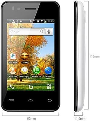 GFIVE - A5 GOL Smartphone android libre (pantalla 3.5 pulgadas ...