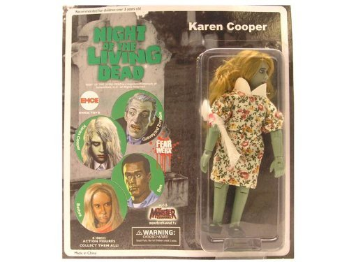 Fourth Castle Night Of The Living Dead Mego
