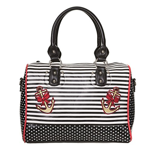 10516412fee7c Dancing Days by Banned Damen Tasche - The Vice Duffle  Amazon.de  Koffer