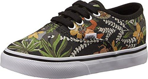 Vans Kids Disney The Junglebook/Black Skate Shoe -