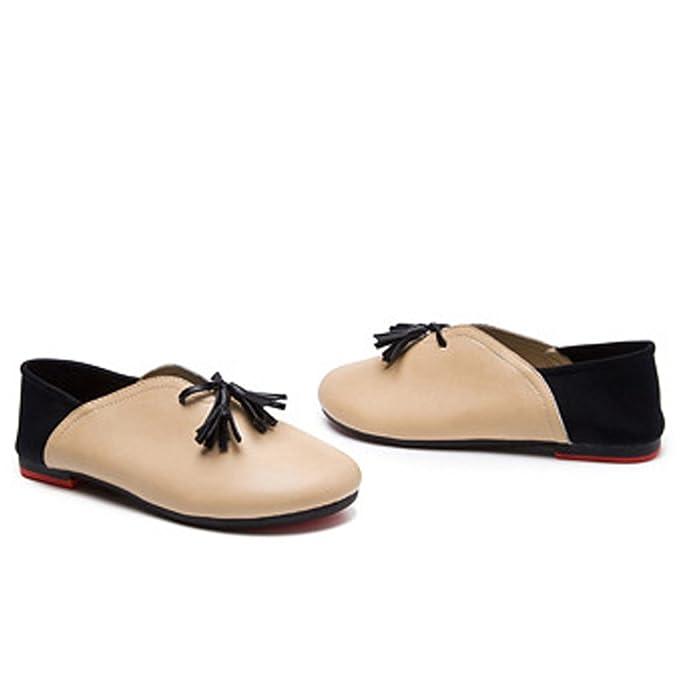 MatchLife Chaussure A Semelle Souple, Sandali Donna, beige (beige), 39