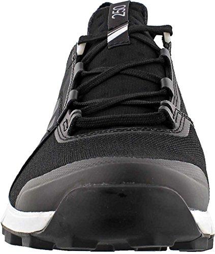 Adidas Mens Terrex Agravic Speed Trail Loopschoenen Zwart, Zwart, Wit