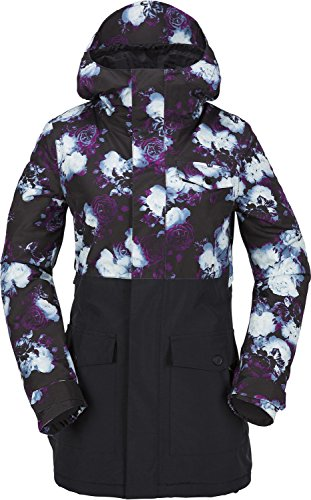 Volcom Snow Womens Bow Insulated Gore TEX Jacket