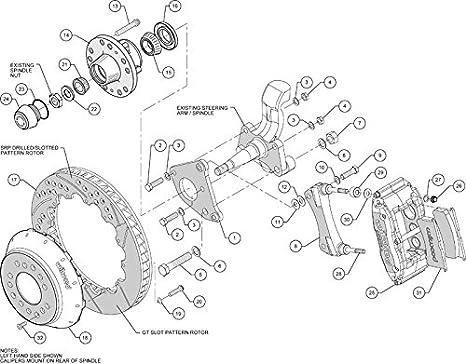 1965 sport fury parts box wiring diagram 66 Plymouth Fury Art amazon new wilwood front disc brake kit 14 rotors black 1965 plymouth sport fury vip 14