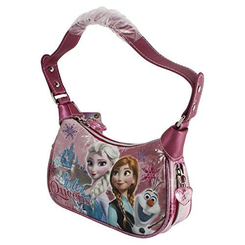 Disney Frozen Elsa Anna Bolso Infantil de Mano al Hombro
