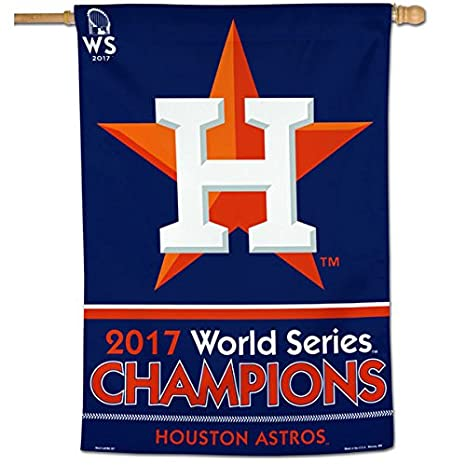 222a1a956 Image Unavailable. Image not available for. Color  Houston Astros WinCraft  2017 World Series Champions ...