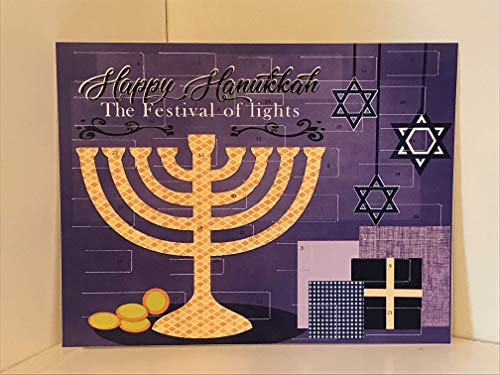Countdown to Hanukkah Advent -