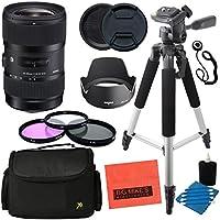 Sigma 18-35mm f/1.8 DC HSM Art Lens for Nikon DSLRs - Advanced Kit