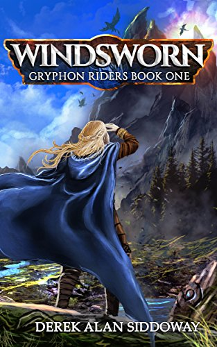 Windsworn: Gryphon Riders Book One (Gryphon Riders Trilogy 1)