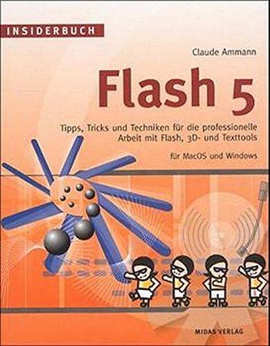 Insiderbuch Flash 5. Mit CD-ROM.