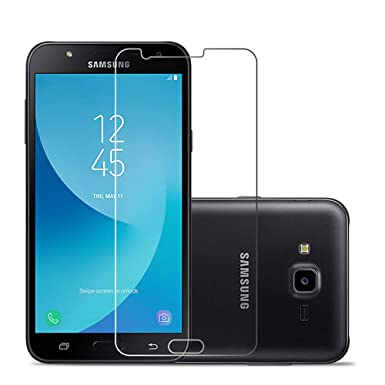 d5818aedc86 Laerion - Protector de pantalla para Samsung Galaxy J7 Neo/J7 Core, 2  unidades
