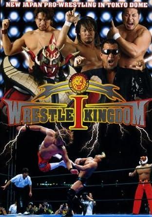 Wrestle kingdom: Amazon.ca: DVD