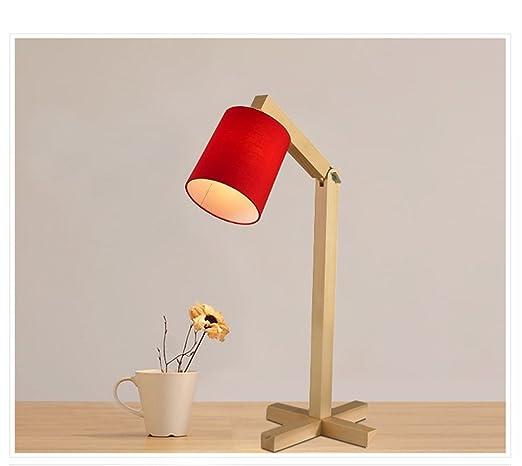 LIXXEZ Lámpara de Mesa de Personalidad de Moda Estudio de ...
