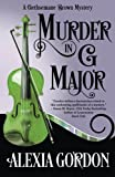 Murder in G Major (A Gethsemane Brown Mystery) (Volume 1)