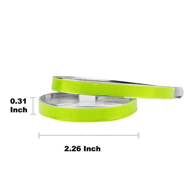 Reflective Material Bike Bicycle Cycling Band Arm Leg Pant Reflective Strap Belt Safety Reflector Dependable Performance