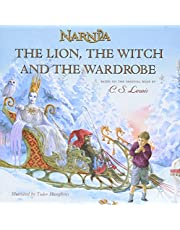 The Lion, the Witch and the Wardrobe: Picture Book Edition