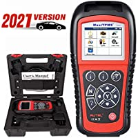 Autel TS601 TPMS Relearn Tool, Sensor Programming Tool, OBDII Code Reader, Active test for TPMS system, Advanced Version of TS501/TS408/TS401