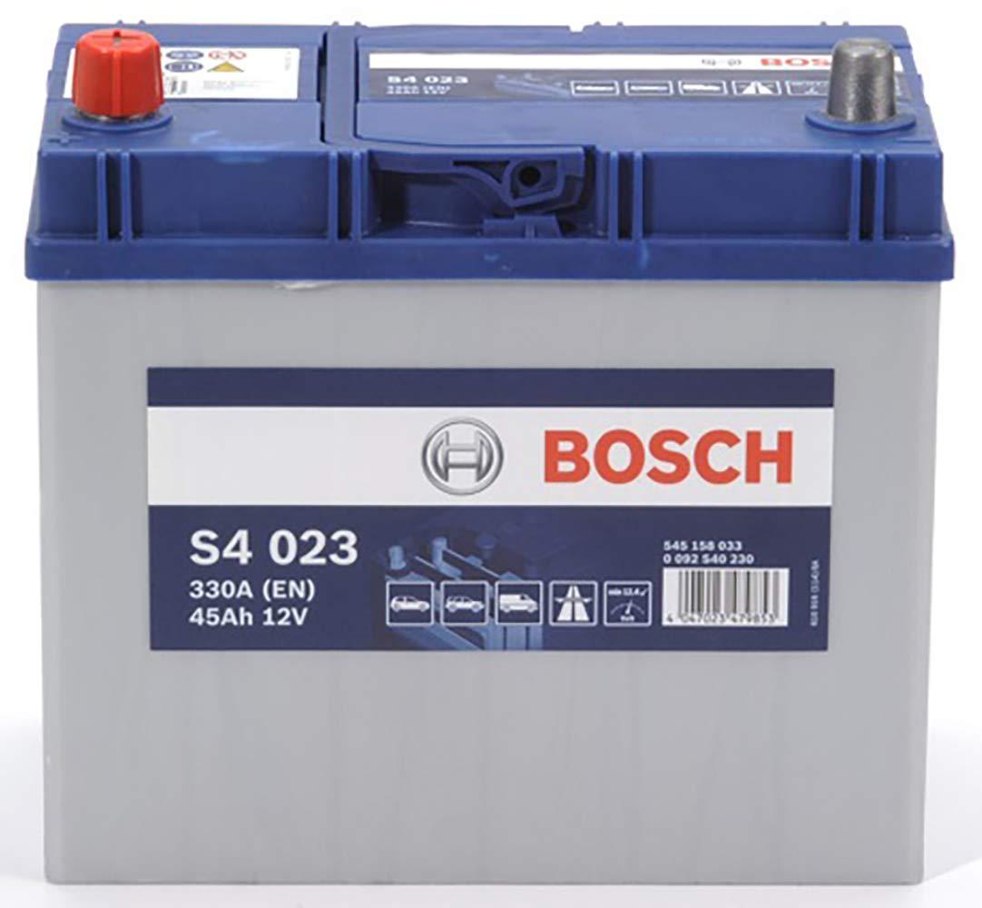 Bosch S4 Car Battery Type 043 159 057