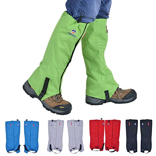 Winis-Snow-Gaiters-Hiking-Camping-Mountain-Climbing-Leg-Gaiters-Oxford-Waterproof-Dustproof-Antiwater-Leg-Cover-Breathable-Anti-bite-High-Gaiters-Leg-Protection-Guard-Boot-Guardian-1-Pair