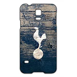 Fashion Design FC Tottenham Hotspur FC Team Logo Phone Case Cover For Samsung Galaxy S5mini 3D Plastic Phone Case