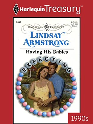 book cover of Having His Babies