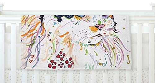 KESS InHouse Rebecca Fischer Sophia Fleece Baby Blanket 40 x 30 [並行輸入品]   B077Z4HMBR