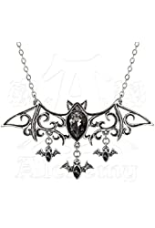 Viennese Nights Necklace by Alchemy Gothic