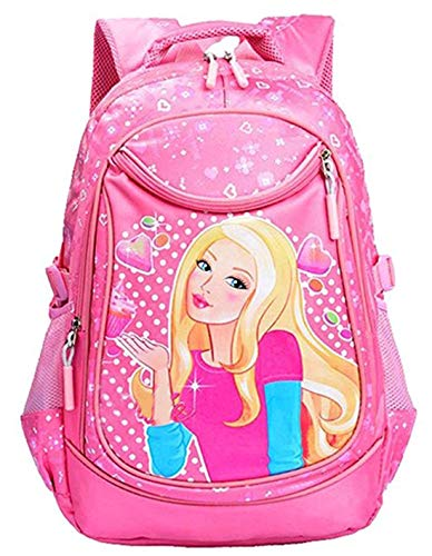(Beauty Girls Double Shoulders Backpack Large)