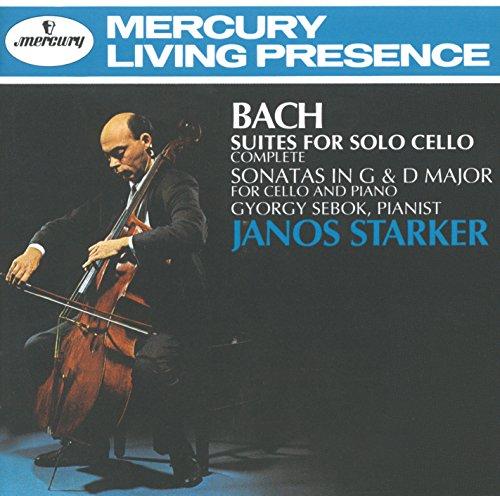 ... Bach, J.S.: Suites for Solo Ce.