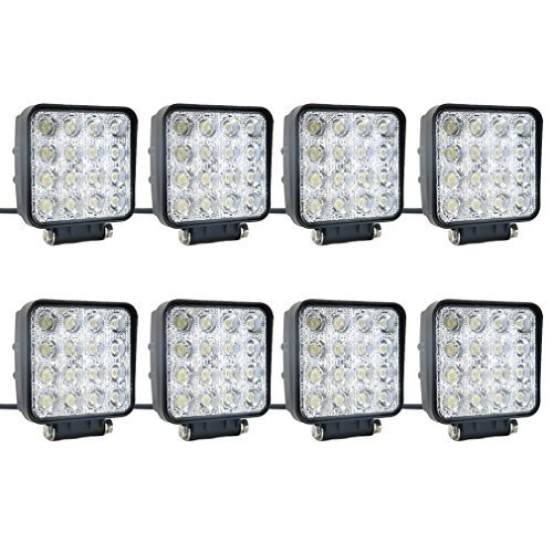 Ambulance Led Flood Lights in US - 1