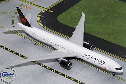 GeminiJets Gemini200 Air Canada B777-300ER 1:200 Scale Diecast Model Airplane (Gemini 200 Air Canada)