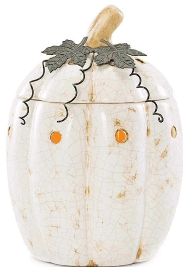 Scentsy Rustic Pumpkin Full Size Warmer